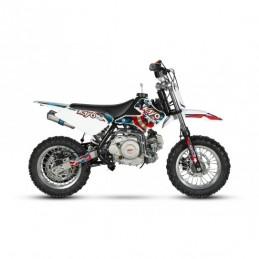 Mini Cross 60 cc avviamento...