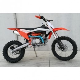 PIT BIKE CROSS ZEUS 125cc...