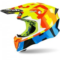CASCO CROSS AIROH